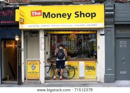 The Money Shop