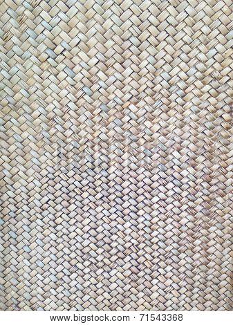 Seamless Woven Basket Texture