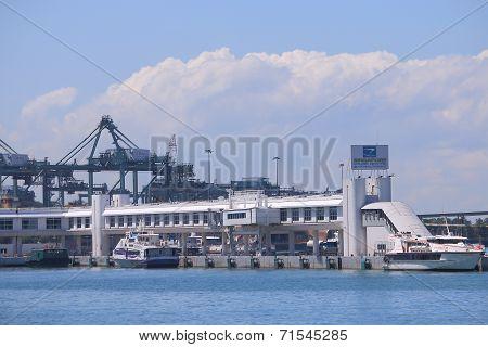 Singapore Cruise Centre Harbour Front