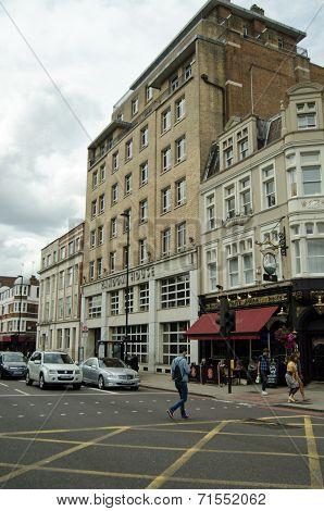 Random House Publishing HQ, London