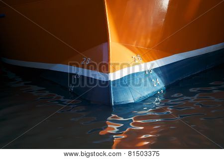 SHIPPING DEADWEIGHT TONNAGE
