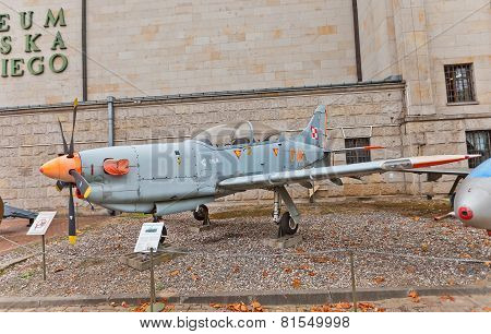 Polish Trainer Aircraft Pzl 130 Orlik