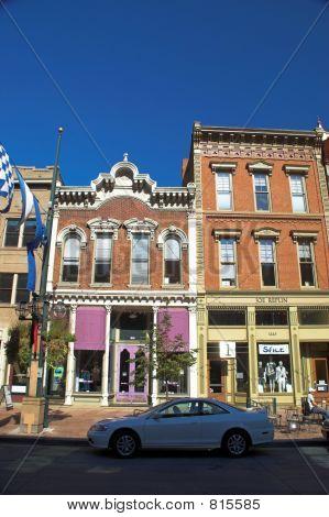 Historic Lodo in downtown Denver