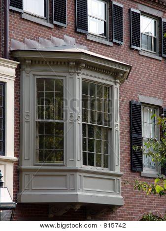 Beacon Hill Bay Window