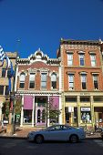 Historic Lodo in downtown Denver poster