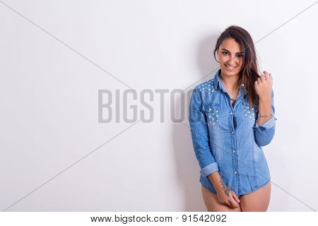 Casual Woman