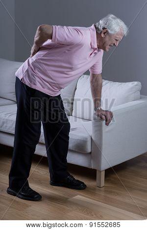 Man With Sciatica