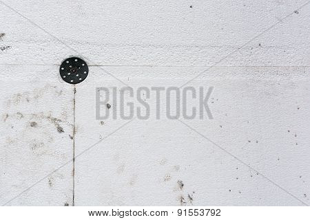 Dowel Fixed Styrofoam Insulation