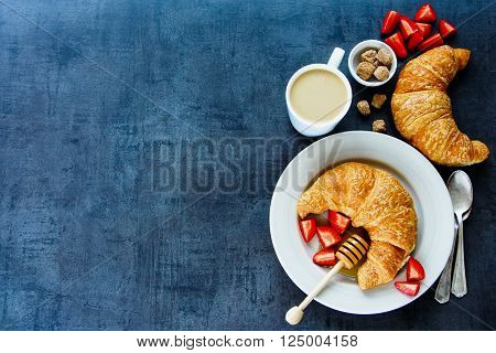 Tasty Breakfast Table