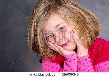 Littlegirl Is In Bad Mood