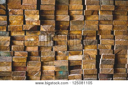 Pile of Lumber use for backdrop background