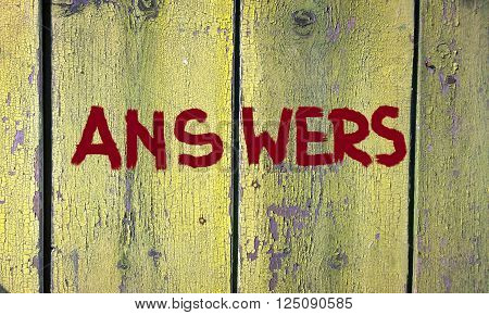 Handwriting Concept - Color Image -- Stock Photo