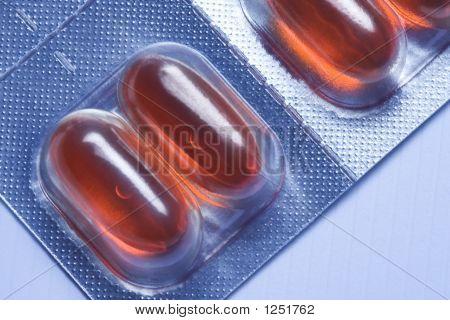 Red Pillsin Packaging