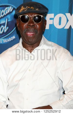 LOS ANGELES - APR 7:  General Larry Platt at the American Idol FINALE Arrivals at the Dolby Theater on April 7, 2016 in Los Angeles, CA