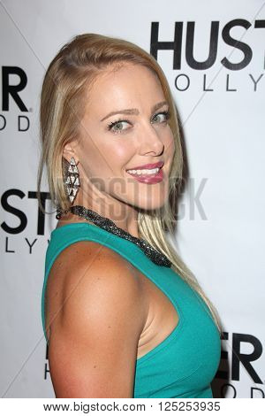 LOS ANGELES - APR 9:  Kate Quigley at the Hustler Hollywood Grand Opening at the Hustler Hollywood on April 9, 2016 in Los Angeles, CA