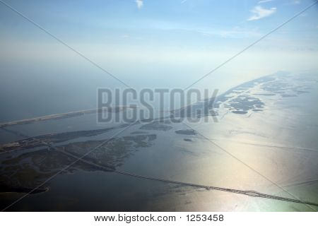 God-Like View Of Long Island