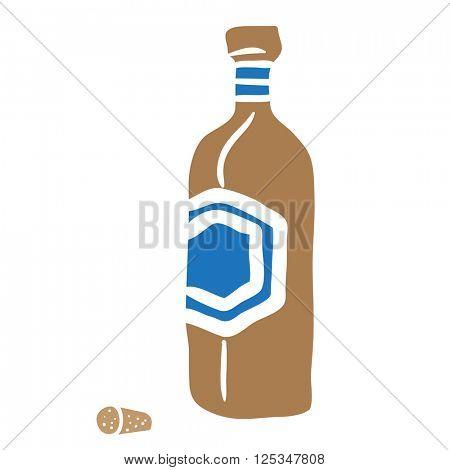 bottle cartoon