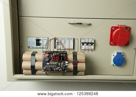 Time Bomb in Electric Panel