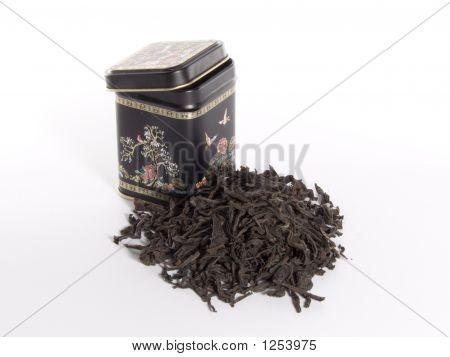 Black-Box für Tee.