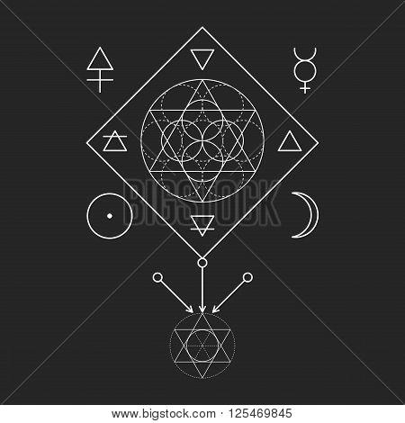 Spirit Element Symbols Tattoo Clipart Library