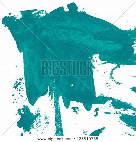 Vector Abstract Background Brush Stroke Hand Drawn