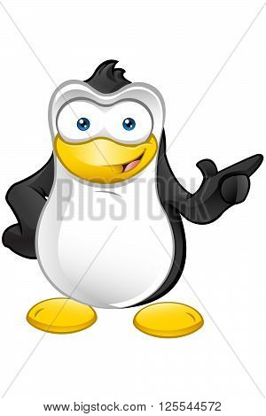 Penguin Character - Set Up