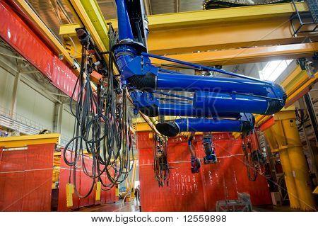 Underslung ventilation system