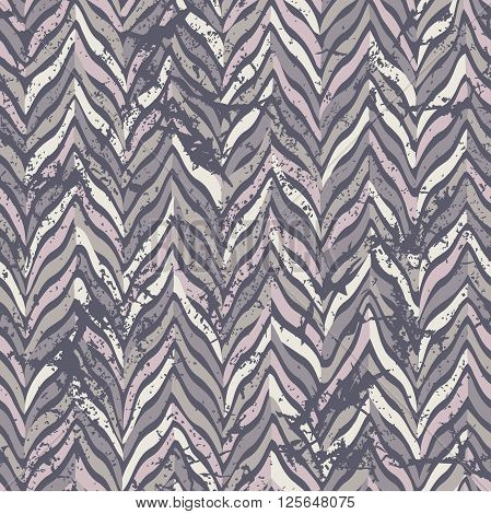 Seamless parquet pattern. Vector illustration. Gray background.