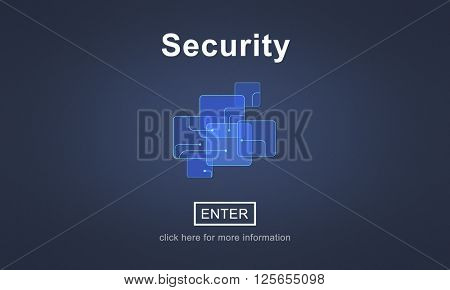 Security Privacy Safety Protection Secrecy Concept