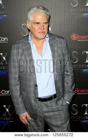 LAS VEGAS - APR 12:  Gary Ross at the STX Photocall - Cinemacon at the Caesars Palace on April 12, 2016 in Las Vegas, NV