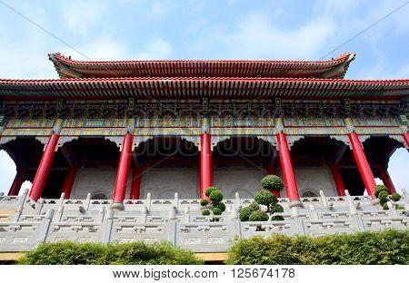 Wat Borom Raja Kanchanapisek Anusorn, Known As Wat Leng Noei Yi 2