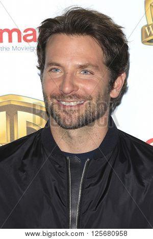 LAS VEGAS - APR 12: Bradley Cooper at the Warner Bros. Pictures Presentation during CinemaCon at Caesars Palace on April 12, 2016 in Las Vegas, Nevada