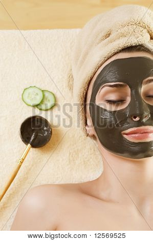 Spa.Mud Mask