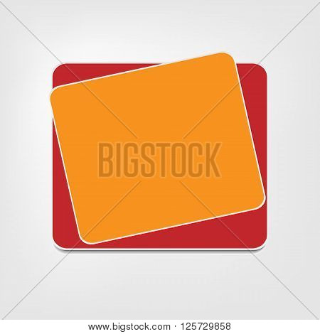 vector isolated  bisness banner abstract illustration graphik
