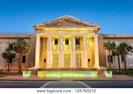 Supreme Court of the State of Florida in Tallahassee, Florida, USA.