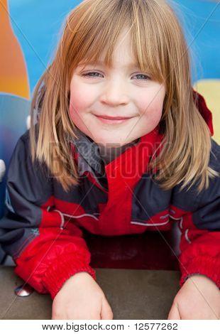Child Playground Happy