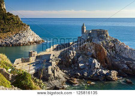 Portovenere Coast View