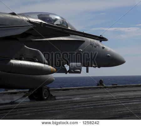 Hornet Catapult Launch