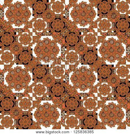 Ornate Geometric Pattern
