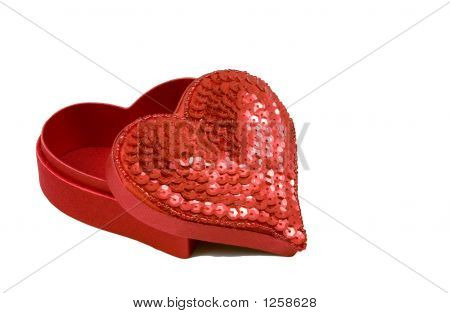 Open Valentine Box