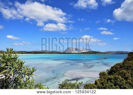 Lu Impostu beach, San Teodoro (Sardinia - Italy)