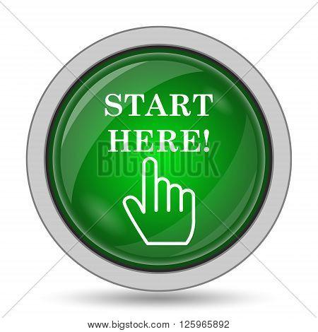 Start Here Icon