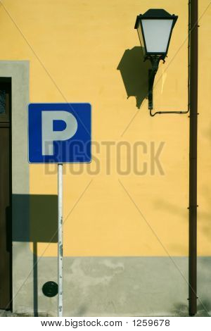 Parking In Guimaraes