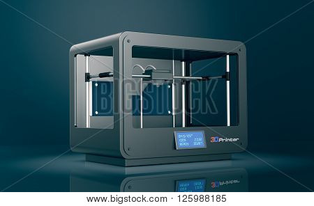 Professional 3D Printer