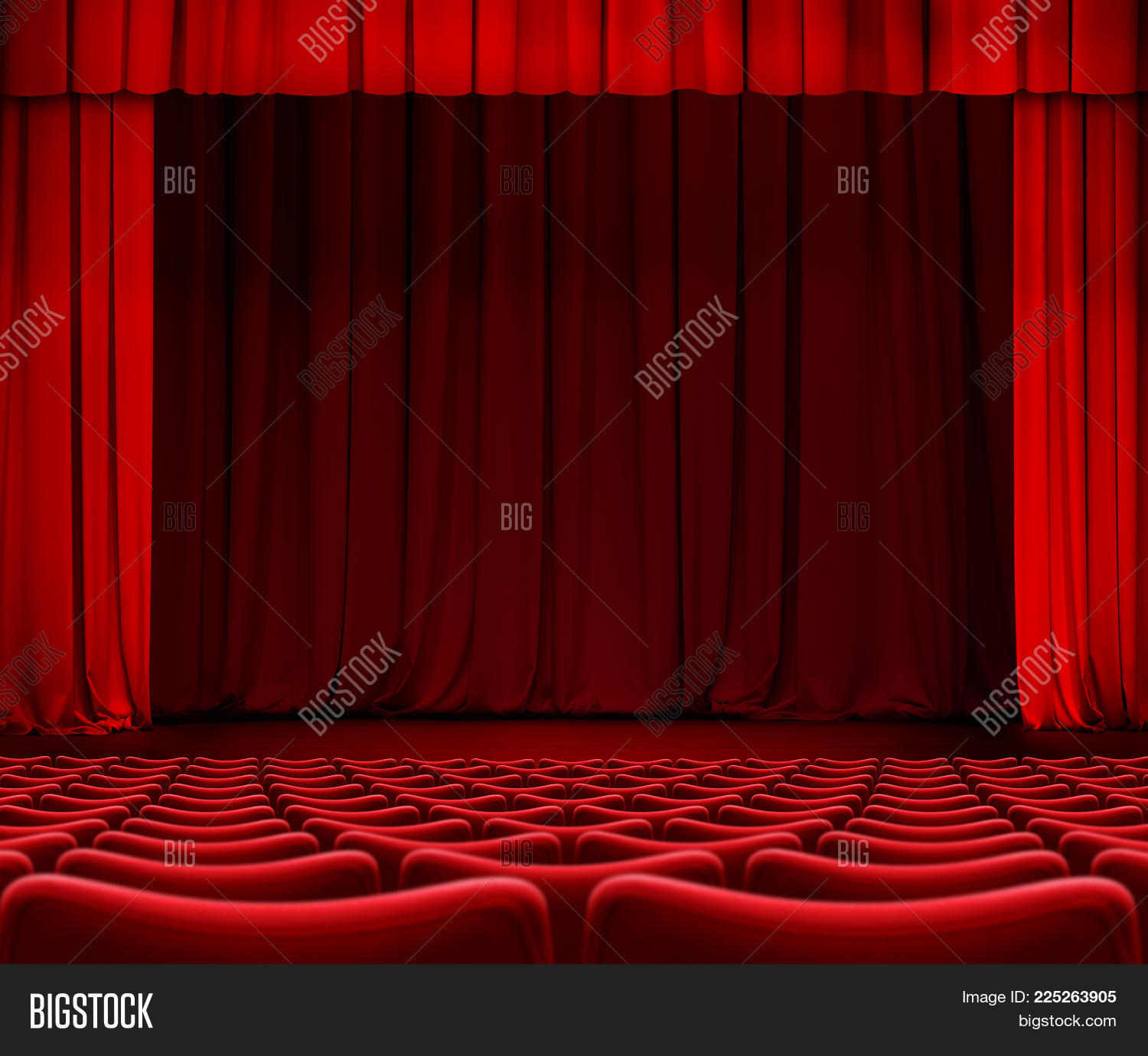 Red curtain on movie powerpoint template red curtain on movie entertainment powerpoint template 60 slides toneelgroepblik Choice Image