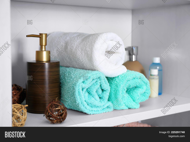 Set Fresh Towels Image & Photo (Free Trial) | Bigstock
