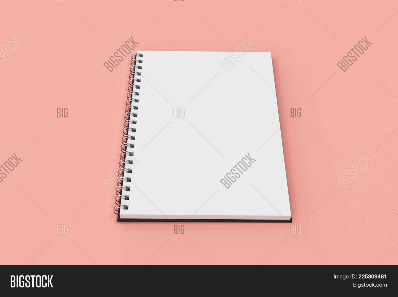 Notebook opend blank powerpoint template notebook opend blank stationary powerpoint template 60 slides toneelgroepblik Gallery