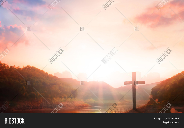 Christ crucifixion jesus cross powerpoint template christ your text toneelgroepblik Images