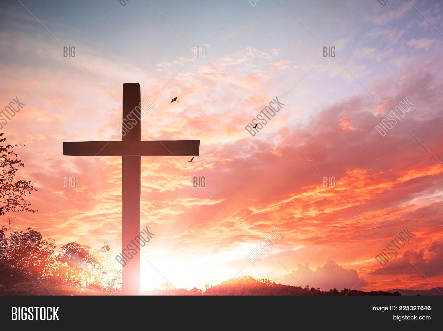 Crucifixion powerpoint theme powerpoint template crucifixion y toneelgroepblik Gallery