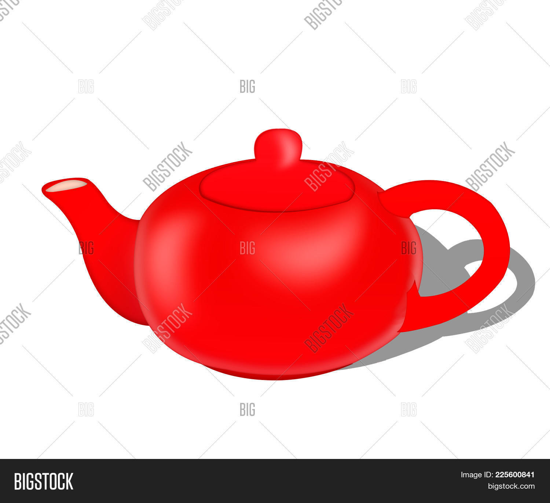 Red teapot with shadow powerpoint template red teapot with shadow kitchenware powerpoint template 60 slides toneelgroepblik Gallery